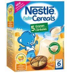 Baby Crema 5 Cereali