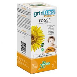 Aboca® Grintuss Pediatric Sciroppo