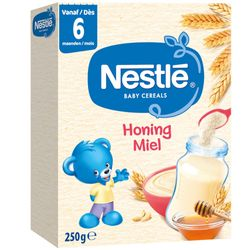 Baby Crema Cereali Miele