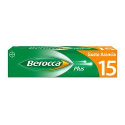 Berocca® Plus Gusto Arancia Compresse Effervescenti