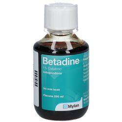 Betadine® 1% Collutorio Iodopovidone