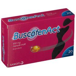 BuscofenAct® 400 mg Capsule Molli