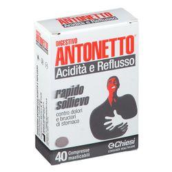 Digestivo Antonetto® Acidità e Reflusso Compresse