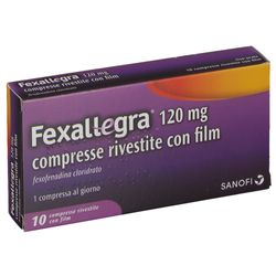 Fexallegra® Compresse rivestite