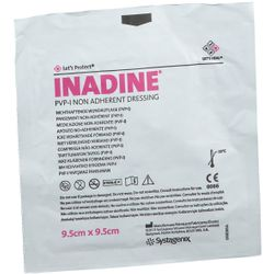 Inadine® PVP 9,5 cm x 9,5 cm