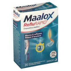 Maalox RefluRAPID® Bustine monodose