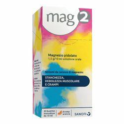 Mag 2 1,5 g/10 ml  Soluzione Orale