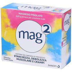 Mag2 Polvere per Soluzione orale