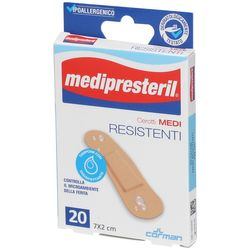 mediPresteril® Cerotti Medi resistenti 7x2 cm
