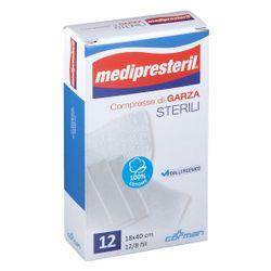 Medipresteril® Compresse di Garza Sterili  18 x 40 cm