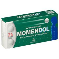 MOMENDOL 24 Compresse rivestite