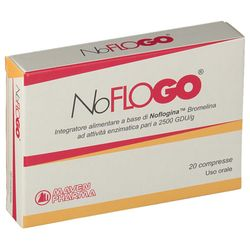 Noflogo® Compresse