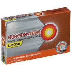 Nurofenteen® 200 mg Compresse Orodispersibili Limone