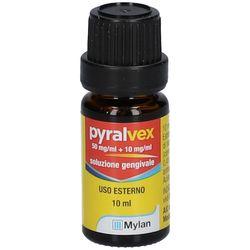 PYRALVEX Soluzione gengivale Flacone 10 ml
