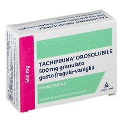 TACHIPIRINA® OROSOLUBILE 500 mg Gusto fragola-vaniglia