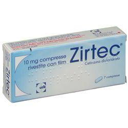 Zirtec® 10 mg Compresse Rivestite