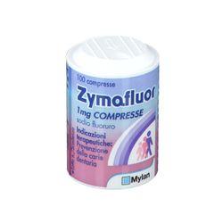 Zymafluor 1 mg Compresse