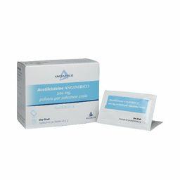 Acetilcisteina Angenerico 200 mg Polvere per Soluzione Orale