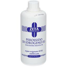 Acqua Ossigenata 10 Vol. Perossido Di Idrogeno Zeta Farmaceutici