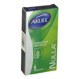 Akuel® by Manix Nulla® Sensazione Naturale