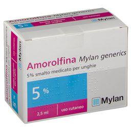 Amorolfina Mylan generics Smalto