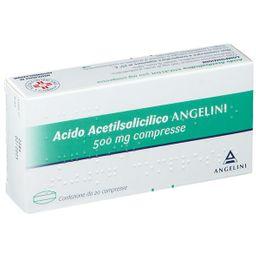 ANGELINI Acido Acetilsalicilico