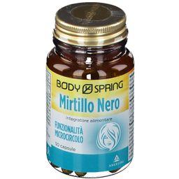 Angelini Body Spring Mirtillo Nero