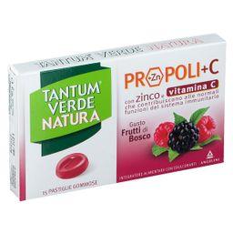 Angelini Tantum® Verde Natura Propoli+C  gusto frutti di bosco