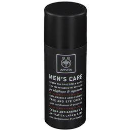 APIVITA Men Care Anti-Wrinkle Anti-Fatigue Face And Eye Cream