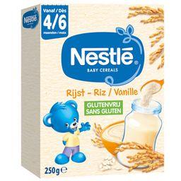 Baby Crema Cereali Riso-Vaniglia