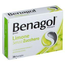 Benagol® Pastiglie Limone Senza Zucchero