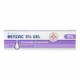 BENZAC Gel 5% Perossido di benzoile