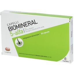 BIOMINERAL 5-alfa CAPELLI
