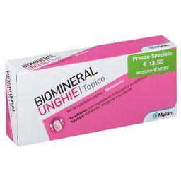 Biomineral Unghie Topic Emulsione e Spatola
