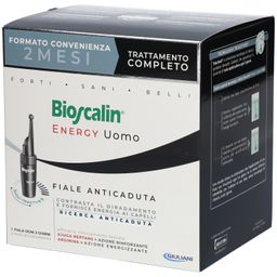 Bioscalin® Energy Fiale Anticaduta Uomo
