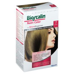 Bioscalin® Nutri Color 7 Biondo