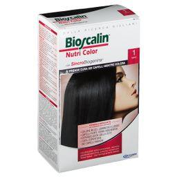 Bioscalin® Nutri Color Colorazione Permanente 1 Nero