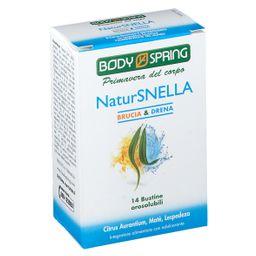 Body Spring NaturSnella Brucia & Drena