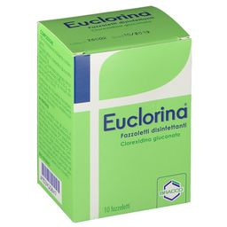 Bracco Euclorina® Fazzoletti Disinfettanti