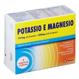BRACCO Potassio e Magnesio 20 compresse