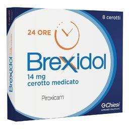 Brexidol Cerotto medicato 14 mg