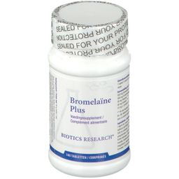 Bromelain Plus Biotics
