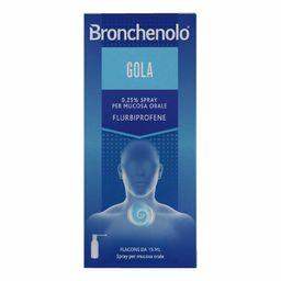 Bronchenolo® 0,25 Spray per mucosa orale