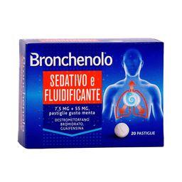 Bronchenolo® Sedativo e Fluidificante Pastiglie