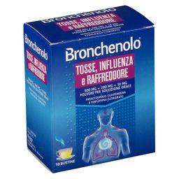 Bronchenolo® Tosse, Influenza e Raffreddore