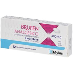 BRUFEN® Analgesico 400 mg