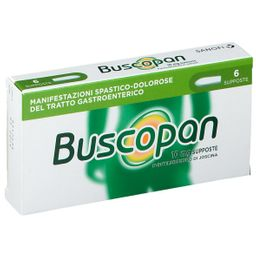 Buscopan® Supposte