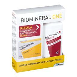 Capelli Biomineral One Lactocapil Plus + Biothymus AC Active Shampoo Energizzante