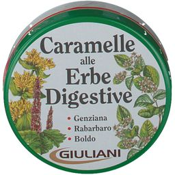 Caramelle alle Erbe Digestive Giuliani