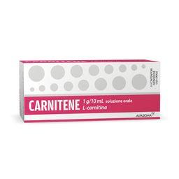 CARNITENE 1g/10ml Soluzione orale